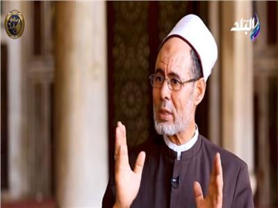 الشيخ محمد كيلاني مديرعام المساجد بوزارة الأوقاف