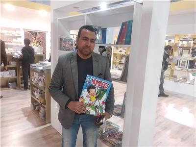 أحمد عبدالحميد ـ مدير عام مجلة نور للأطفال