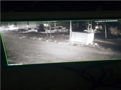 كاميرات المراقبة وسيلة جديدة تلجأ اليها وحدة محلية بالغربية لمنع انتشار القمامة