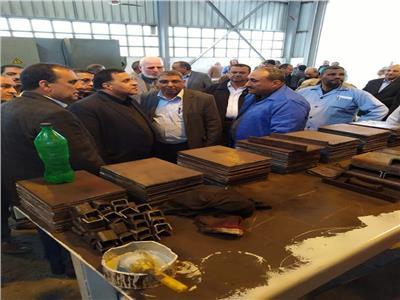 رئيس «السكة الحديد»:أعمال صيانة ميكانيكية للسكك من قليوب حتى الشوبك