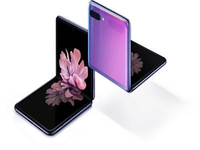 هاتف سامسونج القابل للطي Galaxy Z Flip