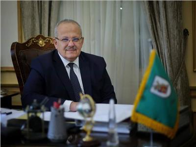 دكتور محمد عثمان الخشت رئيس جامعة القاهرة