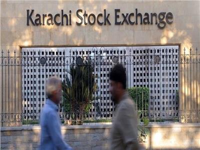 بورصة كراتشي