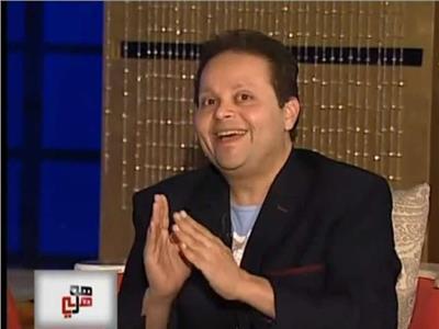 مذيع التليفزيون المصري عمر نجيب