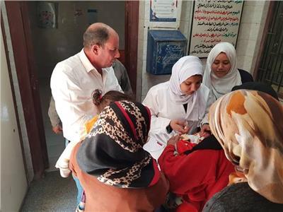 الحملة القومية للتطعيم ضد مرض شلل الأطفال