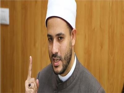 الشيخ أحمد الماكلي أحد علماء الأزهر الشريف