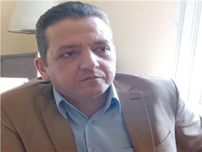 المستشار القانوني محمود نصر