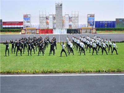 أكاديمية الشرطة تستقبل عدد من الطلاب والدارسين الأفارقة بالأكاديمية العربية