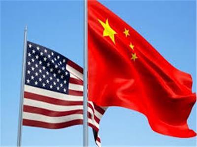 علم الصين وأمريكا