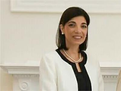 سفيرة مصر فى نيوزيلندا ـ دينا الصيحي