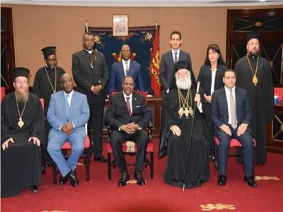 رئيس مالاوي يشكر الرئيس السيسي