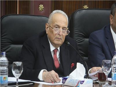 اللجنة التشريعية برئاسة المستشار بهاء ابو شقة