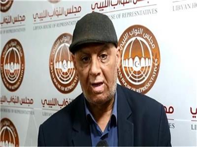 فتحي المريمي المستشار الإعلامي لرئيس مجلس النواب الليبي