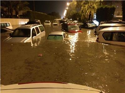 نصائح هامة «لو عربيتك غرقت» في الأمطار