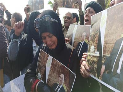 مقابر عائلة مبارك