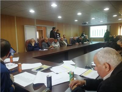 «المجتمعات العمرانية» تلتقى الشركات المُنفذة لوحدات العاملين بالعاصمة والإسكان الاجتماعي ببدر