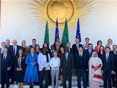 الإجتماع العاشر بين الاتحادين الافريقي والأوربي بأديس أبابا
