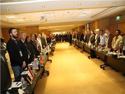 المؤتمر التأسيسي للاتحاد الدولي للغزل والنسيج