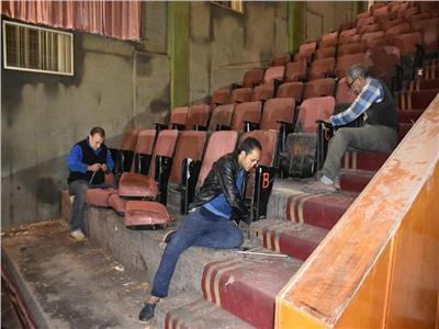 وزارة الثقافة تعيد سينما مصر للحياة ببورسعيد
