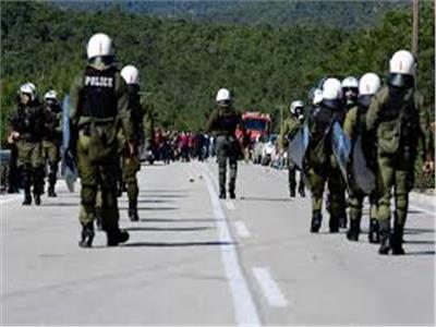 السلطات اليونانية - صورة تعبيرية