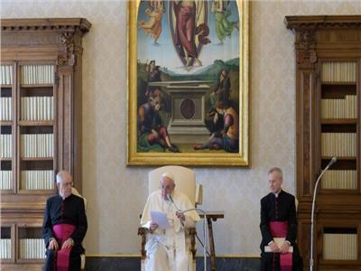 البابا فرنسيس بابا الفاتيكان
