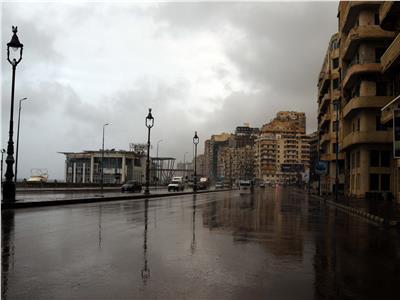 قطع المياه عن المنازل بسبب الأمطار