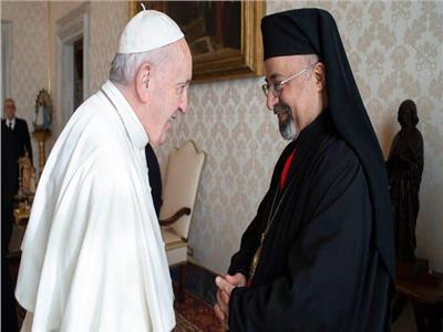 الكاثوليكية تحتفل برسامة البابا فرنسيس