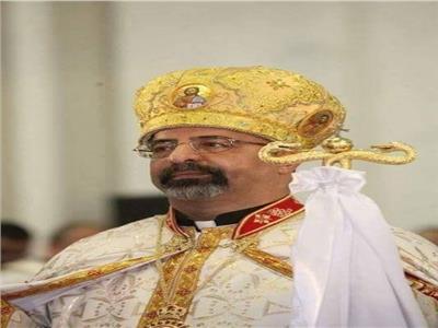 بطريرك الكاثوليك الانبا ابراهيم اسحق