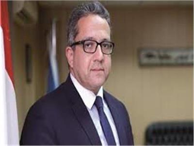 وزير السياحة و الآثار الدكتور خالد العناني