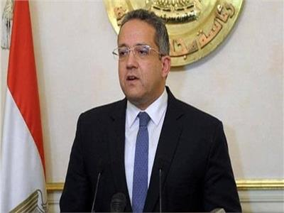 خالد العناني وزير السياحة والآثار