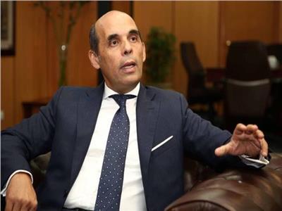 طارق فايد رئيس مجلس الإدارة والرئيس التنفيذى لبنك القاهرة،