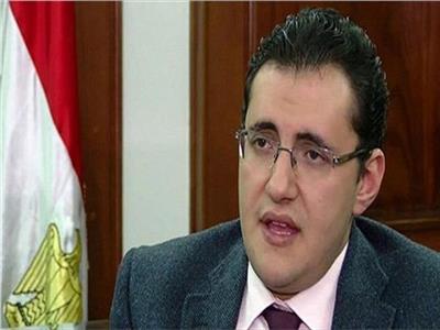 الدكتور خالد مجاهد مستشار وزيرة الصحة والسكان لشئون الإعلام والمتحدث الرسمي للوزارة
