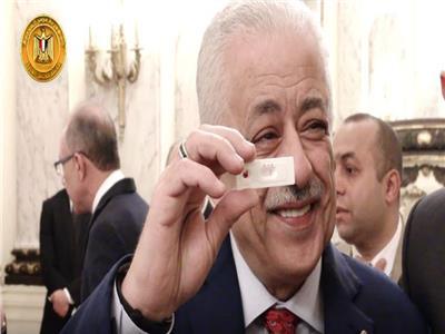 وزير التعليم الدكتور طارق شوقي بعد ظهور نتيجة تحليل كورونا