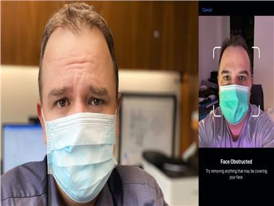 ارتداء قناع الوجه الطبي لتقليل خطر الإصابة بالفيروس
