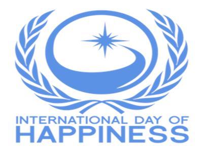 اليوم الدولي للسعادة