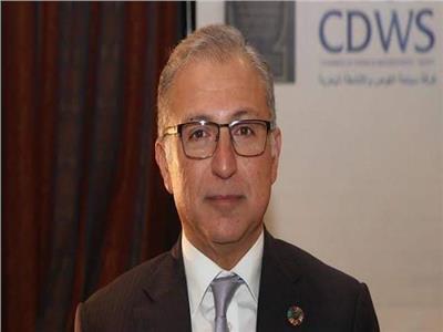 عبدالفتاح العاصي مساعد وزير السياحة