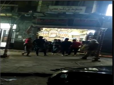 مطاعم ومحلات غير ملتزمة بقرار مجلس الوزراء