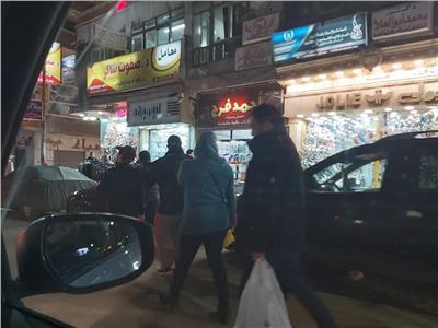 شارع فيكتوريا بمحافظة الإسكندرية