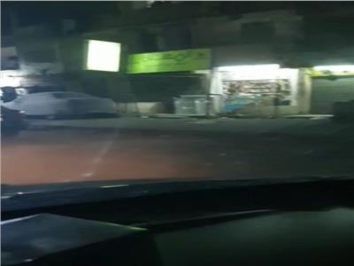 محلات صقر قريش بالحي العاشر غير ملتزمة بقرار الغلق