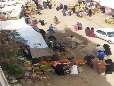 تجمعات بسوق المجاورة ٣٠ في التجمع الخامس