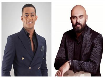 أحمد صلاح حسني ومحمد رمضان