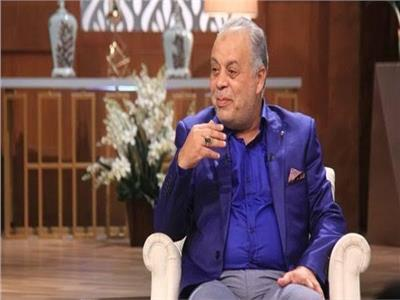 الدكتور أشرف زكي نقيب المهن التمثيلية