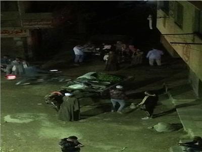 سكان شارع 6 أكتوبر يخالفون قرار رئيس الوزراء