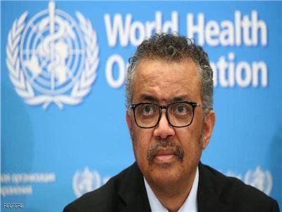 مدير عام منظمة الصحة العالمية د.تيدوس أدهانون