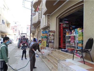 تفعيل مبادرة خليل في بيتك تحمي نفسك وتحمي غيرك في سيناء