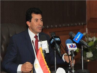 د. أشرف صبحى وزير الشباب والرياضة