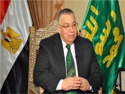 محمود الشريف نقيب السادة الأشراف