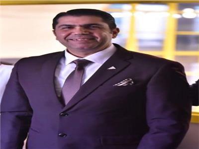 هشام التهامي رئيس اتحاد الريشة الطائرة