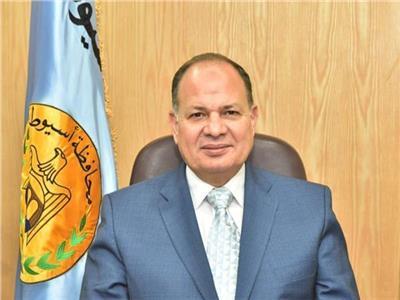 محافظ اسيوط  اللواء عصام سعد