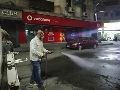 بعد فرض حظر التجول رئيس مدينة الأقصر يعلن رفع درجة الاستعداد القصوى لتطهير المدينة